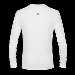 YES! Long Sleeve  - Men's Long Sleeve T-Shirt by Next Level