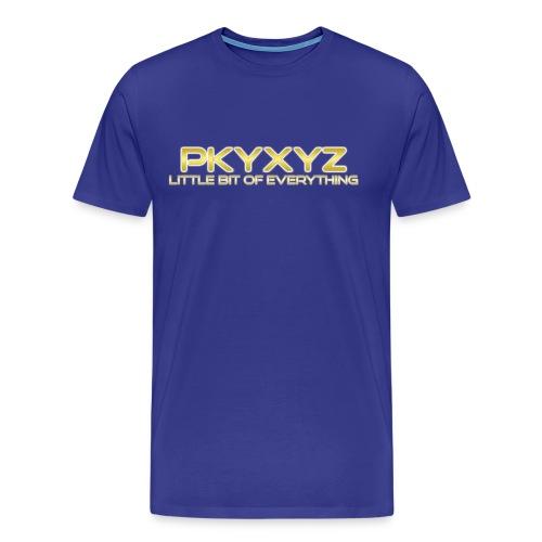 PKYXYZ Shirt Men - Men's Premium T-Shirt