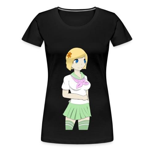 Natsumi Premium Shirt Women - Women's Premium T-Shirt