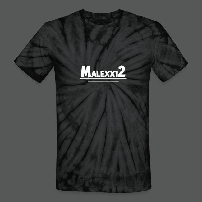 Tie Dye Mens logo T-Shirt