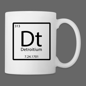 Detroitum - Coffee/Tea Mug