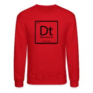 Long Sleeve Shirts ~ Crewneck Sweatshirt ~ Detroitum