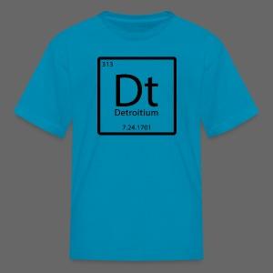 Detroitum - Kids' T-Shirt