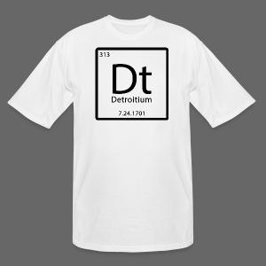Detroitum - Men's Tall T-Shirt