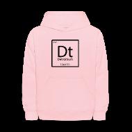 Sweatshirts ~ Kids' Hoodie ~ Detroitium