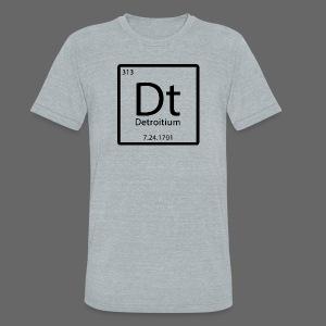 Detroitum - Unisex Tri-Blend T-Shirt