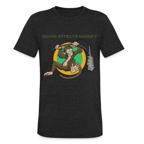 Unisex Tri-Blend T-Shirt - Black - Unisex Tri-Blend T-Shirt