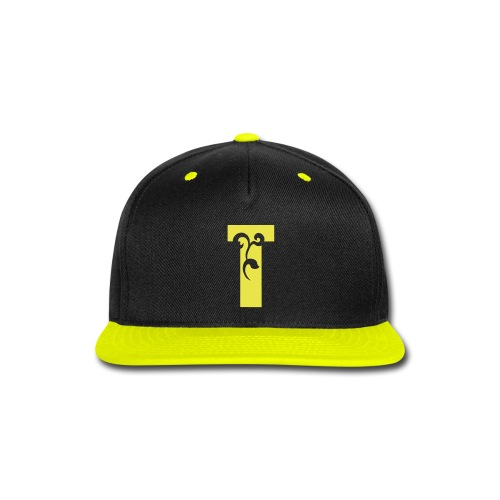Tee Snap - Snap-back Baseball Cap