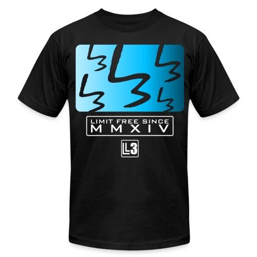 L3 Limit Free Tee - Men's  Jersey T-Shirt