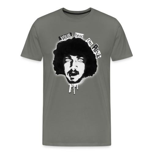 Your Head on Punk - Men's T-Shirt - Men's Premium T-Shirt