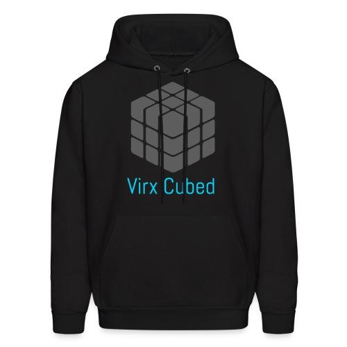 Black Virx Cubed sweatshirt - Men's Hoodie