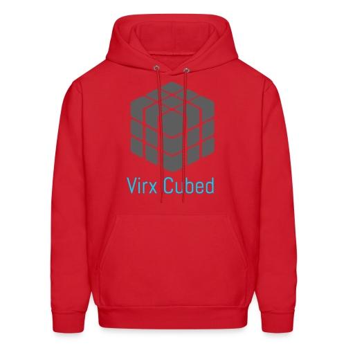 Red Virx Cubed sweatshirt - Men's Hoodie