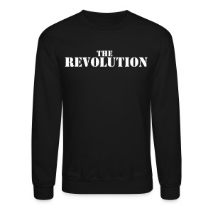THE REVOLUTION.. - Crewneck Sweatshirt