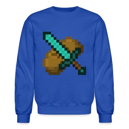 GamerRising Logo Crewneck Sweatshirt - Crewneck Sweatshirt