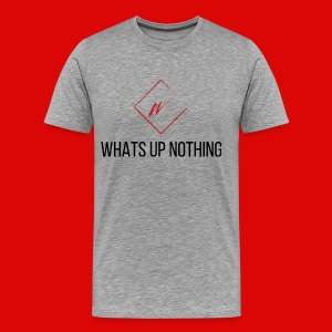 WHATS UP T-SHIRT - Men's Premium T-Shirt
