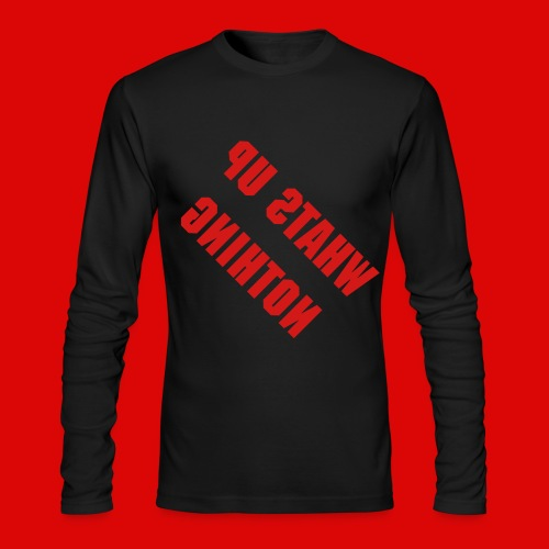 NOTHING LONG SLEEVE - Men's Long Sleeve T-Shirt by Next Level