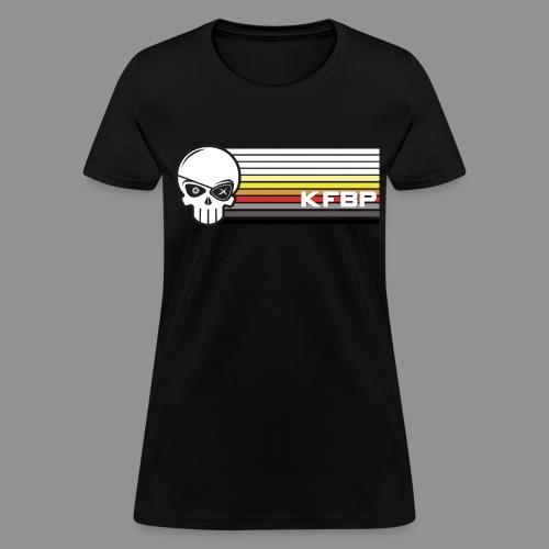 KFBP 70s Women - Women's T-Shirt