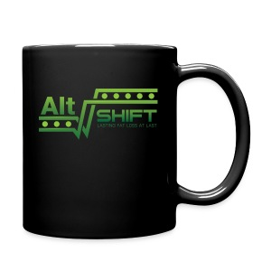 Left Handed Mug (Multiple Colors) - Full Color Mug
