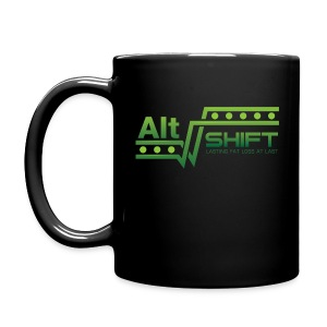 Right Handed Mug (Multiple Colors) - Full Color Mug