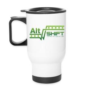 Right Handed Travel Mug - Travel Mug