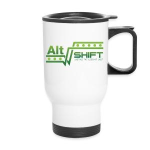 Left Handed Travel Mug - Travel Mug