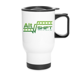 Left Handed Travel Mug - Travel Mug