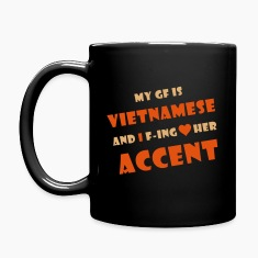 Vietnamese Girlfriend Mug