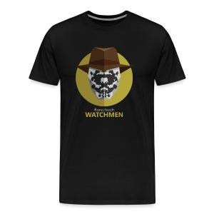 Rorschach - T-shirt - Men's Premium T-Shirt