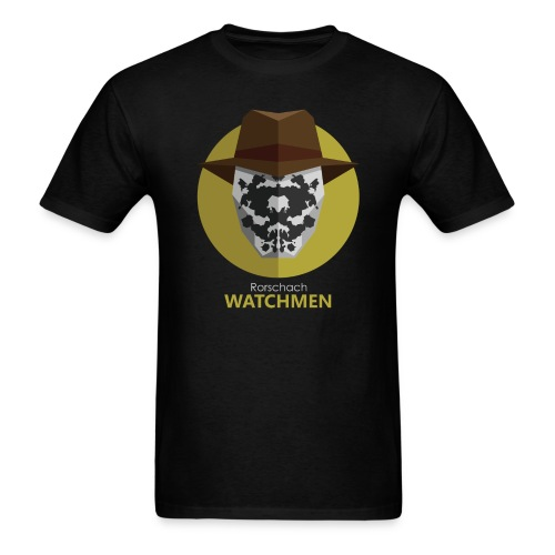 Rorschach - T-shirt - Men's T-Shirt