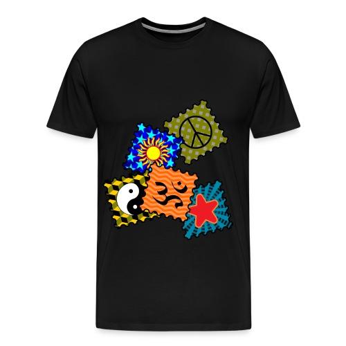 Acid Tab Shirt - Men's Premium T-Shirt