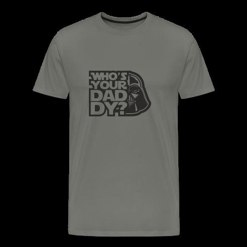 WsYD Asphalt - Men's Premium T-Shirt