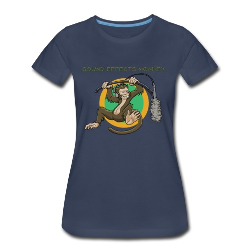 Women's Premium T-Shirt - Navy - Women's Premium T-Shirt