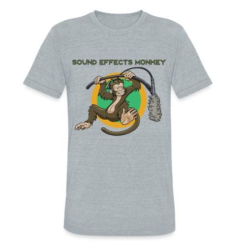 Unisex Tri-Blend T-Shirt - Grey - Unisex Tri-Blend T-Shirt