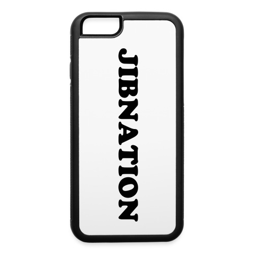 JibNation iPhone 6 phonecase - iPhone 6/6s Rubber Case
