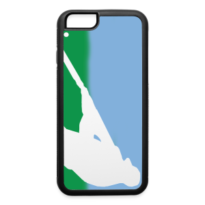 iPhone 6 BackYard Baseball League Logo Case - iPhone 6/6s Rubber Case