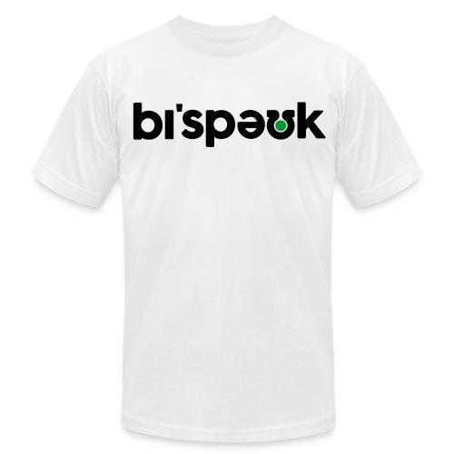 Mens Bespoke Shirt - Men's Fine Jersey T-Shirt