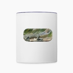 Crocodile Cool Mug