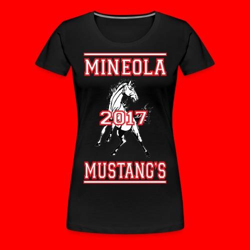 Mineola 2017 Shirt (Women) - Women's Premium T-Shirt