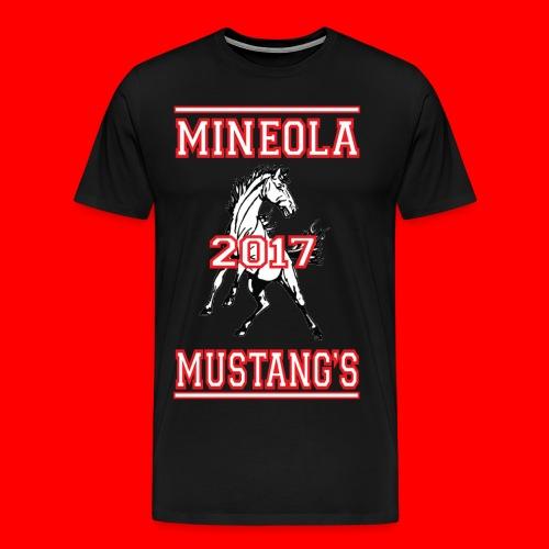 Mineola 2017 Shirt (Men) - Men's Premium T-Shirt