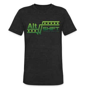 Unisex Tri-Blend T-shirt (Three Colors) - Unisex Tri-Blend T-Shirt by American Apparel