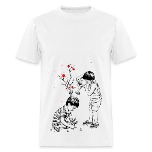 None - T-shirt - Men's T-Shirt