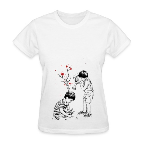 None - T-shirt - Women's T-Shirt