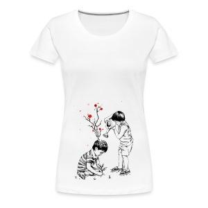 None - T-shirt - Women's Premium T-Shirt