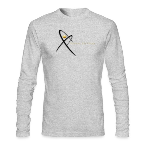 Logo T Long Sleeve - Men's Long Sleeve T-Shirt by Next Level