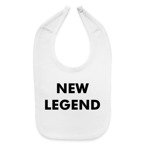 PUMPDABEAT NEW LEGEND BABY BIB - Baby Bib