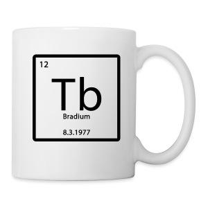 Bradium - Coffee/Tea Mug