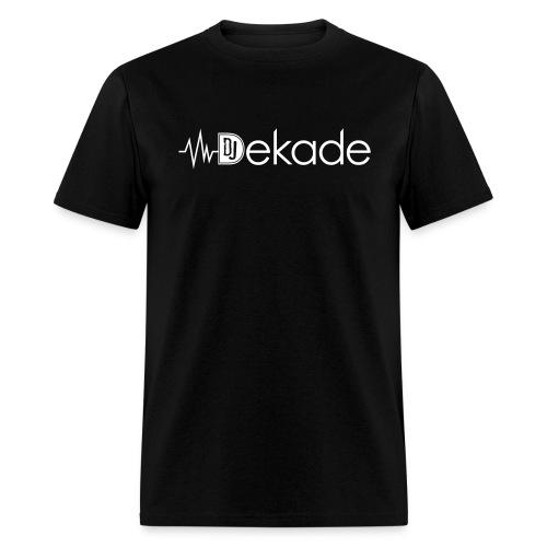 DJ Dekade T-Shirt - Men's T-Shirt