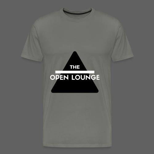 THE OPEN LOUNGE(Men's) - Men's Premium T-Shirt