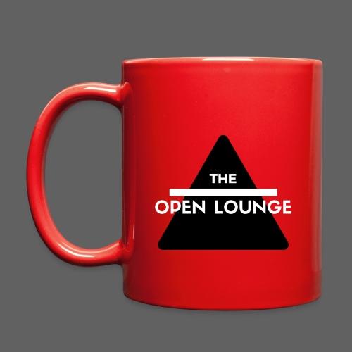 THE OPEN LOUNGE Mug - Full Color Mug