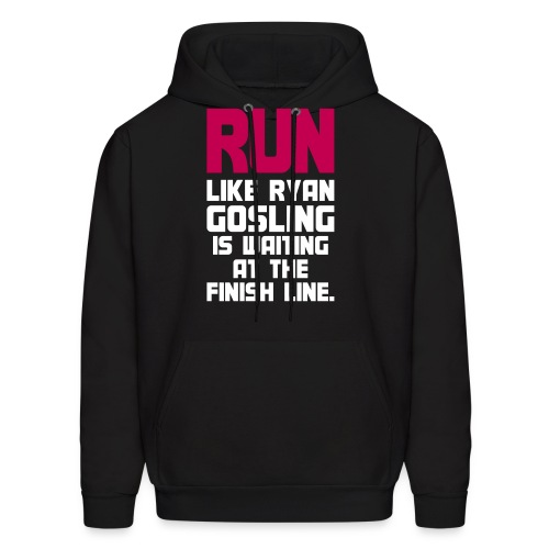 RUN Like Tyan Gosling - Men's Hoodie